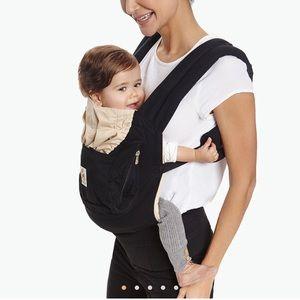 Ergo original baby carrier black/camel